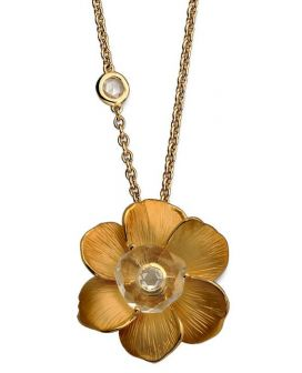 Carrera y Carrera 18kt Gold Gardenias Collection Necklace DA11571 011301