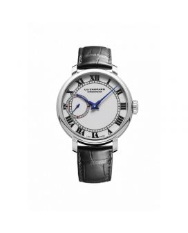 Chopard Platinum L.U.C 1963 Watch 161963-9001