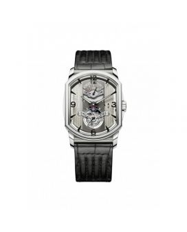Chopard Titanium L.U.C Engine One Tourbillion Watch 168526-3001