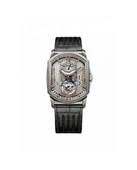 Chopard Titanium L.U.C Engine One Tourbillion Watch 168526-3003