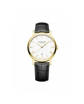 Chopard 18-Karat Yellow Gold Classic Watch 161278-0001