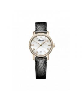 Chopard 18-Karat Rose Gold Classic Watch 134200-5001