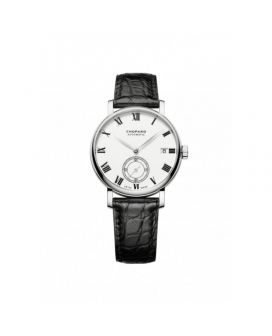 Chopard 18-Karat White Gold Classic Manufacture Watch 161289-1001