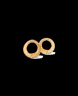 Carrera y Carrera 18kt Gold Cervantes Collection Earrings DA13302 010101