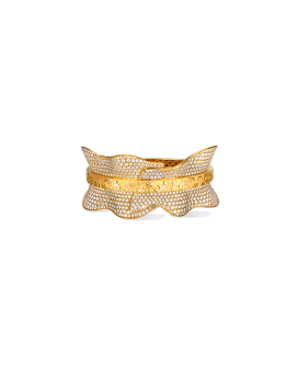 Carrera y Carrera 18kt Gold Cervantes Collection Bracelet DA13305 010101