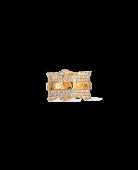 Carrera y Carrera 18kt Gold Cervantes Collection Ring  DA13307 010101
