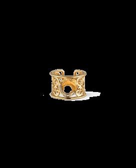 Carrera y Carrera 18kt Gold Ecuestre Collection Caballo Ring  DA13406 010101