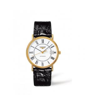 Presence 38Mm Pvd Automatic L49212112