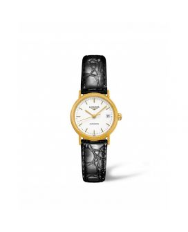 Presence 25Mm Pvd Automatic L43212122