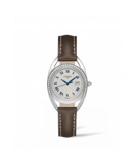 Longines Equestrian Collection 30Mm Stainless Steel L61370712