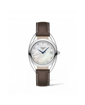 Longines Equestrian Collection 34Mm Stainless Steel L61384872