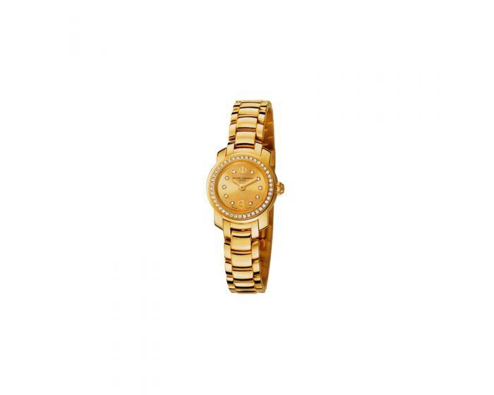 Baume & Mercier Capeland Gold Ladies Watch 8404