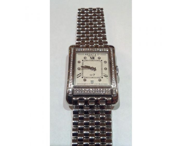BEDAT & C° Watch : No 7     Ref. 728     Ref. 728.040.109