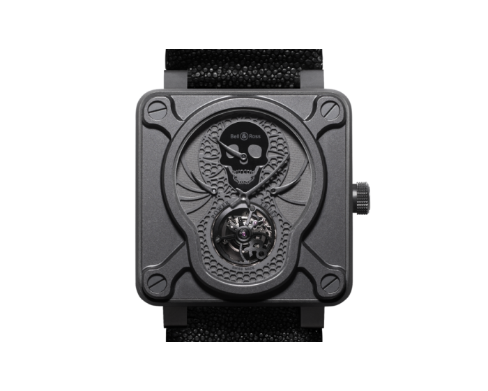 Bell And Ross Br 01 Tourbillon Airborne Watch