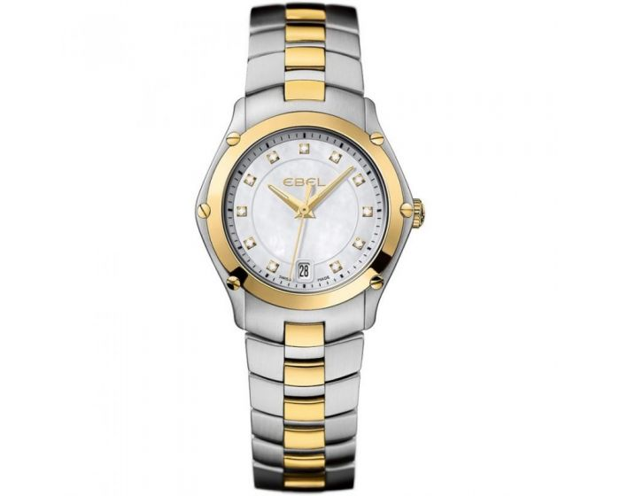 Ebel Sport Ladies Two Tone Watch 1216029
