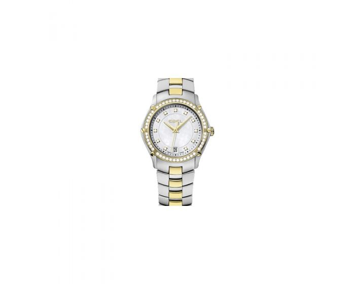 Ebel Sport Ladies Two Tone Watch 1216030