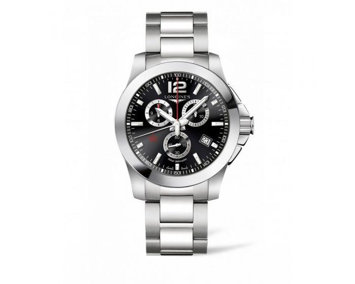 Conquest 44Mm Chronograph L38004566