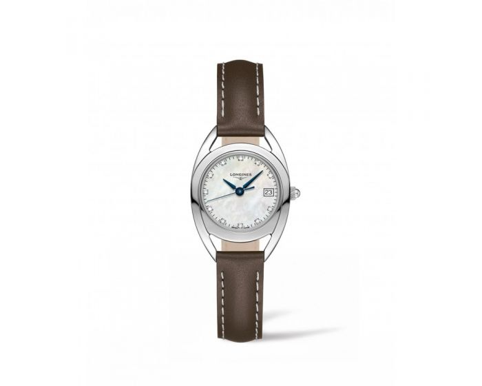 Longines Equestrian Collection 26Mm Stainless Steel L61364872