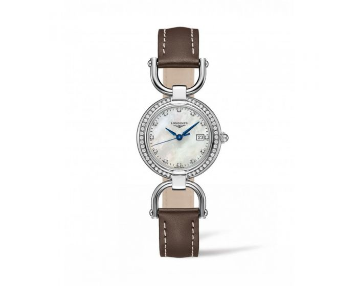Longines Equestrian Collection 30Mm Stainless Steel L61310872