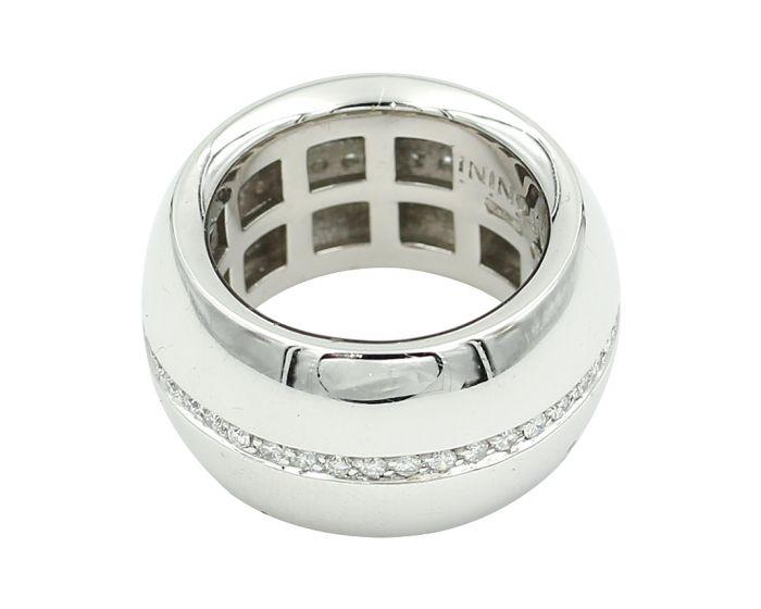Antonini 18kt White Gold Diamond Ring (.51 ct. tw.)
