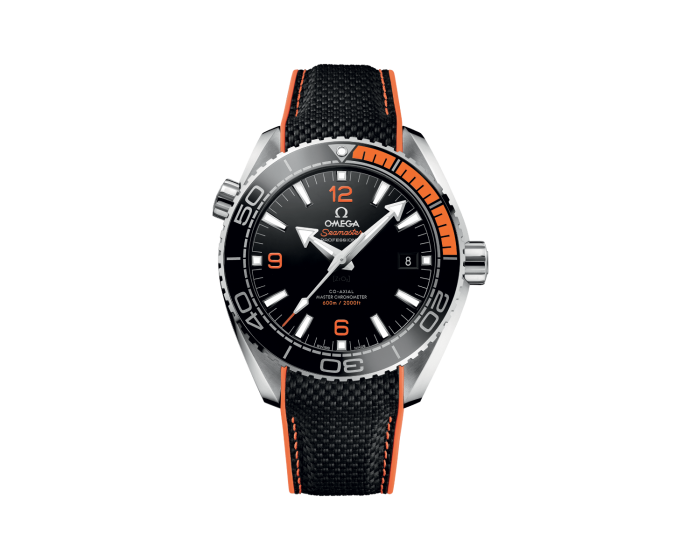 OMEGA SEAMASTER PLANET OCEAN 600M OMEGA CO-AXIAL MASTER CHRONOMETER 43.5 MM 215.32.44.21.01.001 pre-owned